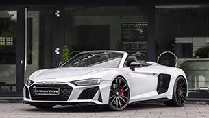 """Audi R8 V10 with 1050 hp  """"Apocalypticar"""""""