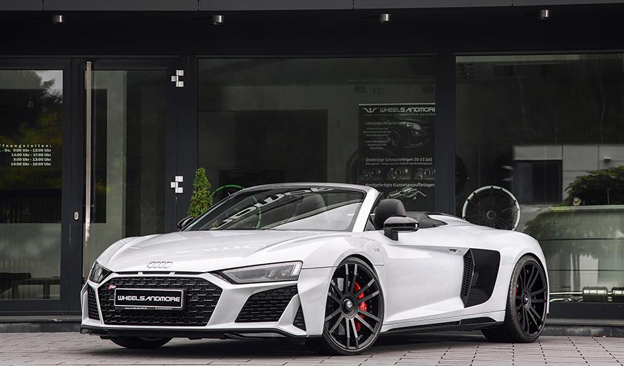 2020 Audi R8 4S1