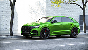"Audi RS Q8 ""Goliath"" by Wheelsandmore"