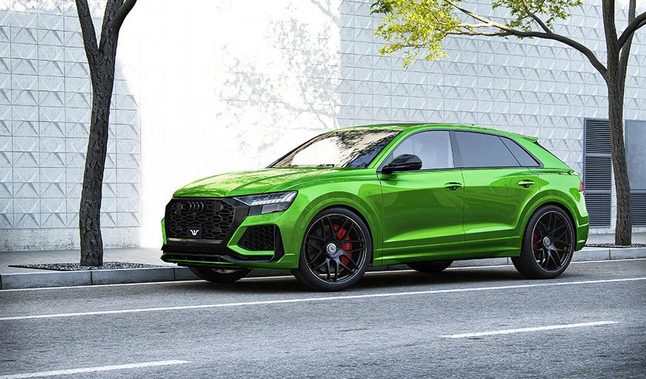 2020 Audi RS Q8 Tuning1