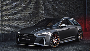 "audi rs6 c8 ""@tentension"" by wheelsandmore"