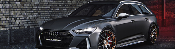 """Audi RS6 C8 """"@TenTension"""" by Wheelsandmore"""