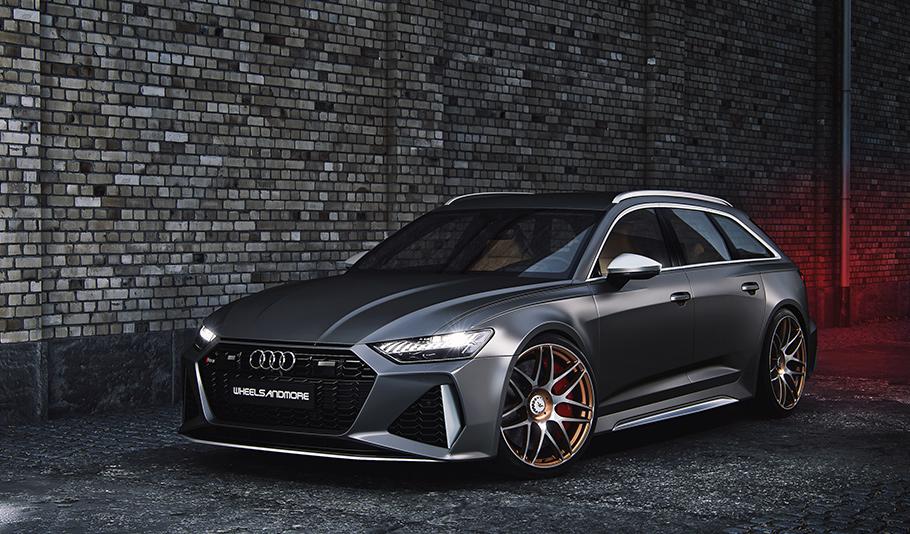 2020 Audi RS6 C81