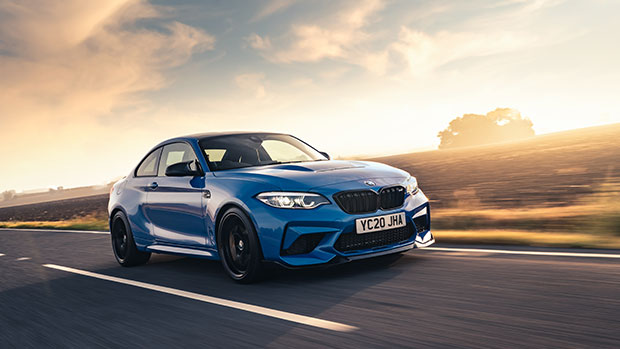 BMW M2 CS is Evo Car of the Year 2020
