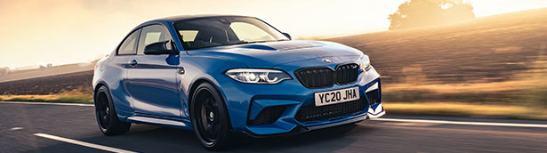 BMW M2 CS is Evo Car of the Year 2020