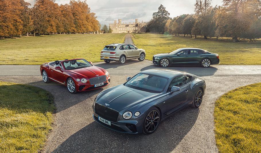 2020 Bentley Continental GT new1