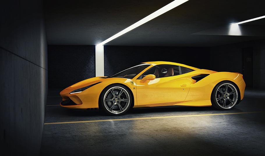 2020 Ferrari F8 Tributo1