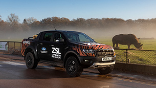 christmas pick-up for the animals of zsl whipsnade