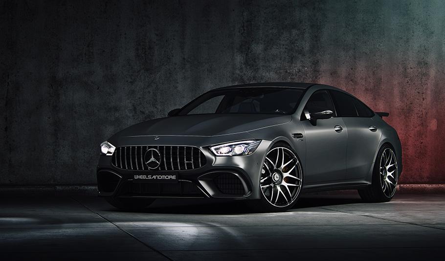 2020 Mercedes AMG GT63 S AMG1