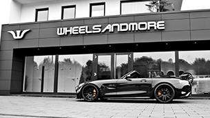 "Mercedes AMG GTR Roadster ""Hypaero"""