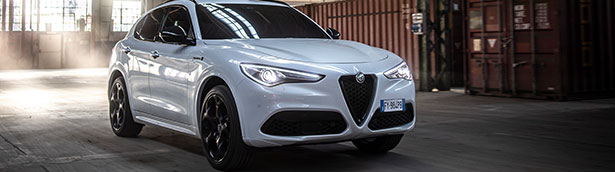 Alfa Romeo introduces new Stelvio Veloce Ti for MY21