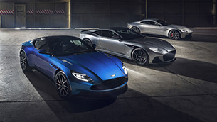 Aston Martin announces new partnership with Semler Premium Sweden