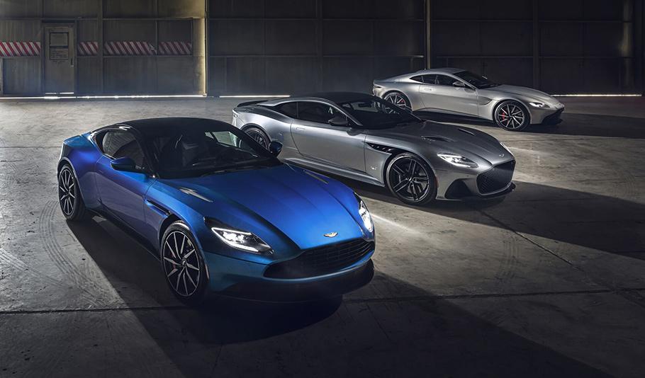 2021 Aston Martin DB111