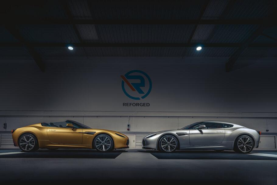 2021 Aston Martin Vantage V121