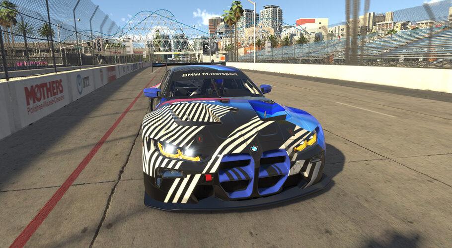 2021 BMW Motorsport SIM Racing1