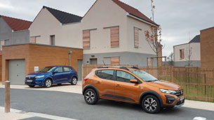 dacia confirms all-new sandero and sandero stepway pricing and specification now available for pre-order online