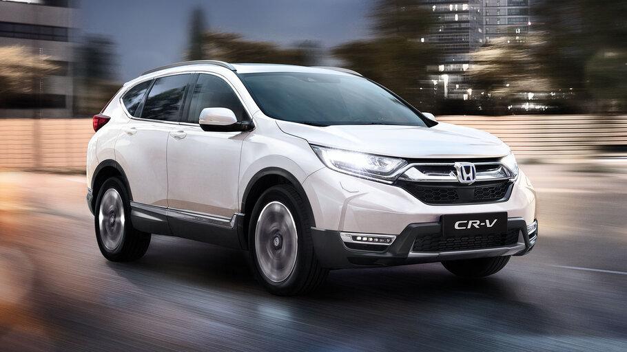 2021 Honda CR-V Hybrid1