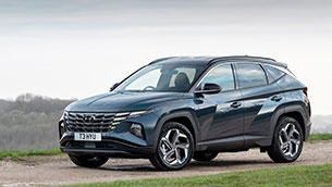Hyundai announces prices and specifications for all-new Tucson compact SUV