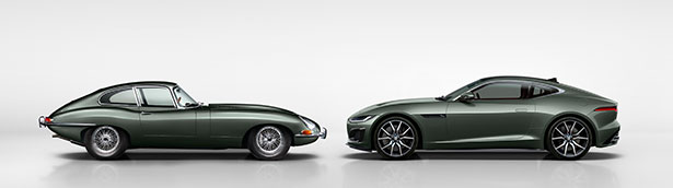 New Jaguar F-TYPE Heritage 60 Edition celebrates diamond anniversary of legendary E-type