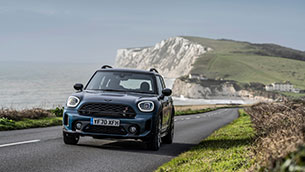 Introducing the new MINI Countryman Boardwalk Edition