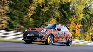 MINI develops concepts for electric John Cooper Works models