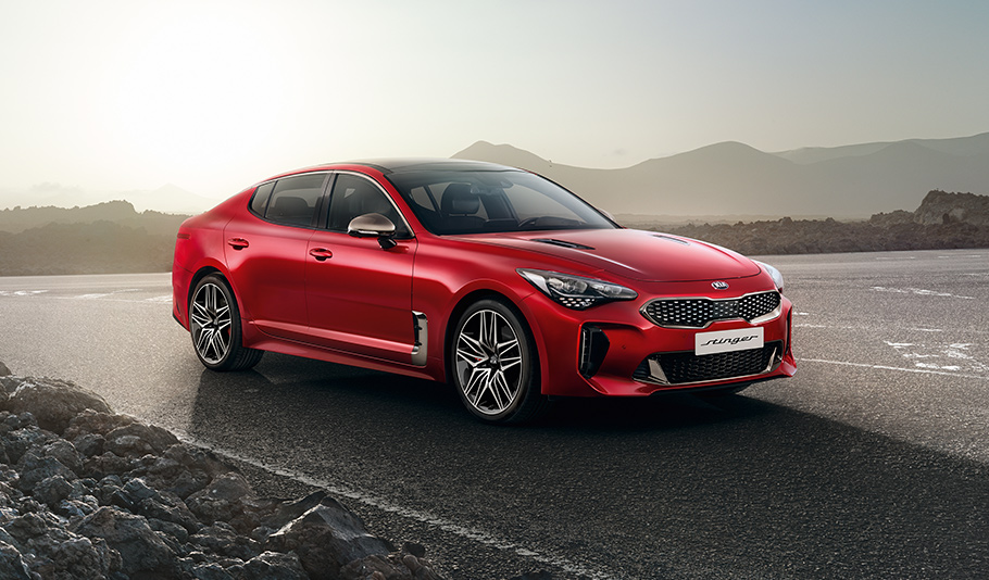 2021 New Kia Stinger1