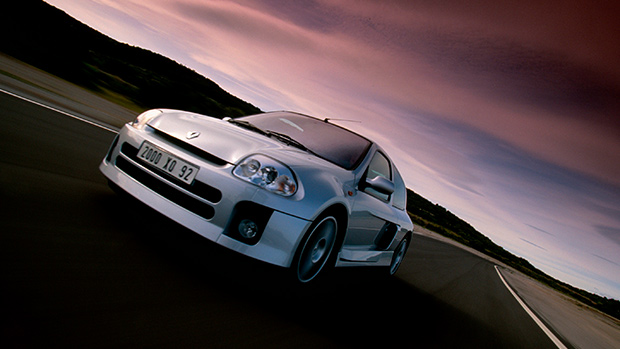 Celebrating 20 years of a performance icon: The Renault Clio V6