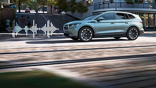 The sound of the future: ŠKODA reveals acoustic signature for the new Enyaq iV SUV