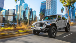 2021 Jeep Wrangler Wheel Sweepstakes
