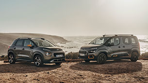 Citroën adds more adventure to the Berlingo range with Rip Curl special edition