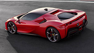 Ferrari 812 GTS and SF90 Stradale win Awards from BBC TopGear Magazine