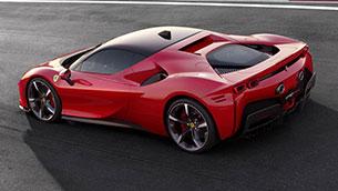 Ferrari 812 GTS and SF90 Stradale win Awards from BBC TopGear Magazine