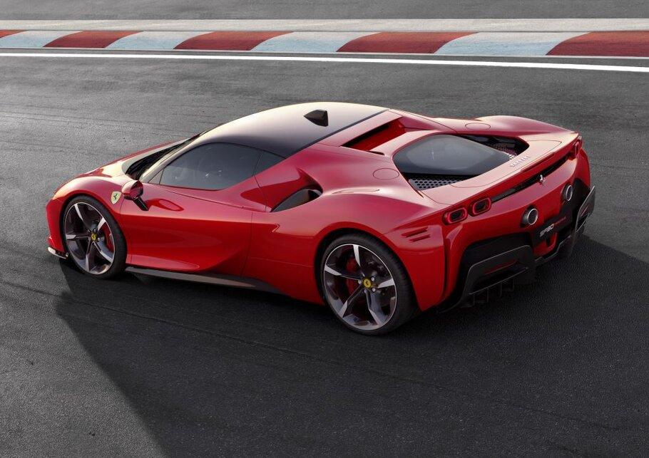 Ferrari SF90 Stradale1