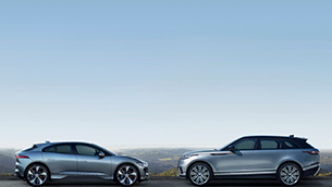 Jaguar and Land Rover retailers continue to welcome digital buyers throughout January