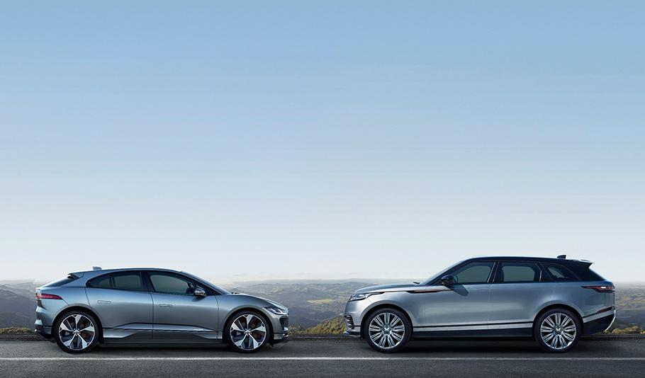 Jaguar and Land Rover1