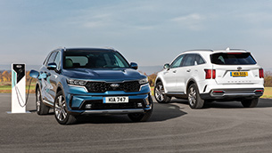 Kia announces Q1 customer offers