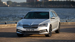 ŠKODA pulls it off again: Superb named Caravan and Motorhome Club Towcar of the Year 2021