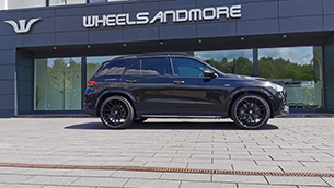 mercedes gle53 and 63 s amg madmaxx by wheelsandmore