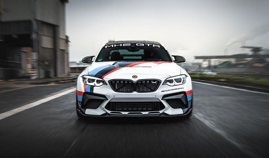 2021 BMW Manhart MH2 GTR1