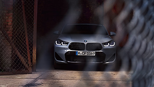 The new BMW X2 M Mesh Edition