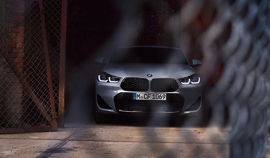 2021 BMW X2 M Mesh Edition1