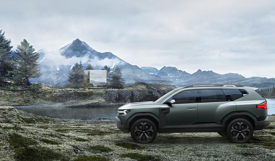 2021 Dacia Bigster Concept1