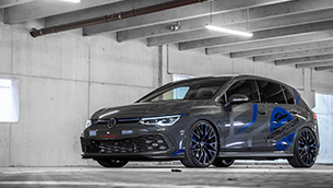 Barracuda meets Urban Motors – Ultralight Project 3.0 on the new Golf 8 GTE