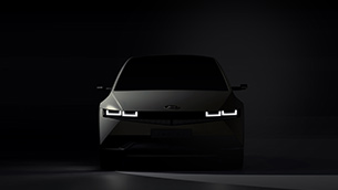 Hyundai teases first image of IONIQ 5
