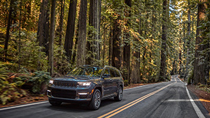 all-new 2021 jeep grand cherokee breaks new ground in the full-size suv segment