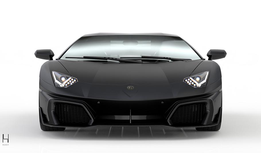 2021 Lamborghini Aventador ERA1