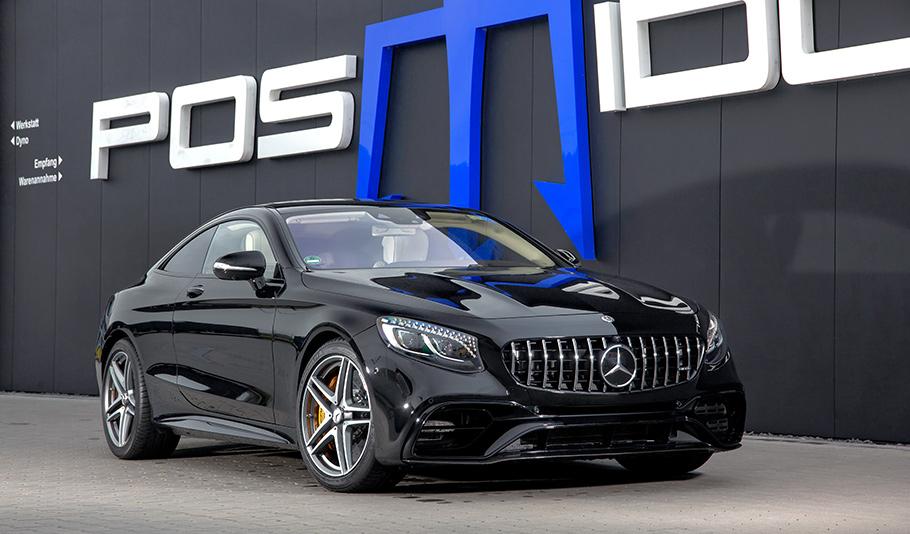 2021 Mercedes-AMG S 631