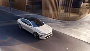 NIO Launches First Autonomous Driving Model ET7