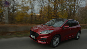Ford's Windscreen Weather Station Clears View Ahead for Kuga Drivers