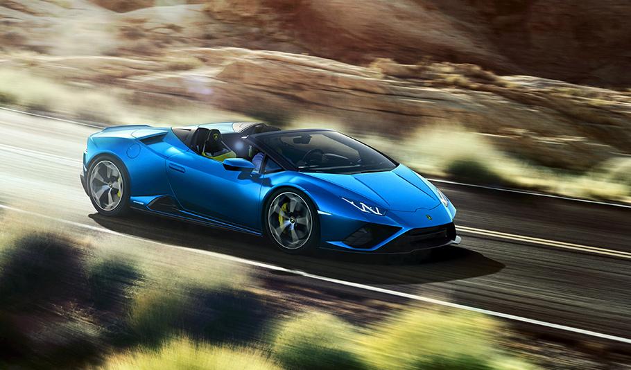 Lamborghini Huracan EVO1